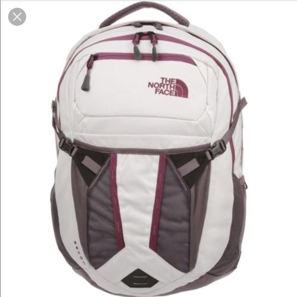cb747b385 Purple and white north face recon backpack. M_5b562c7c81bbc8ea58dcf27f